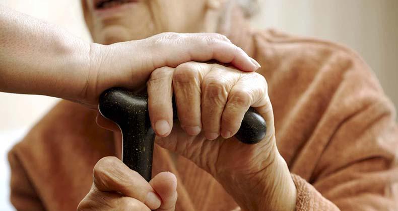 cuidados com idosas
